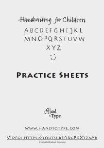practicesheets